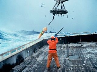 Bering Sea Birthday