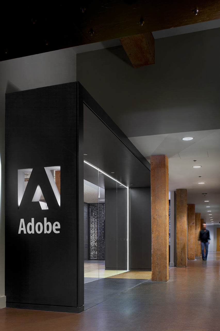 Adobe's San Francisco Office