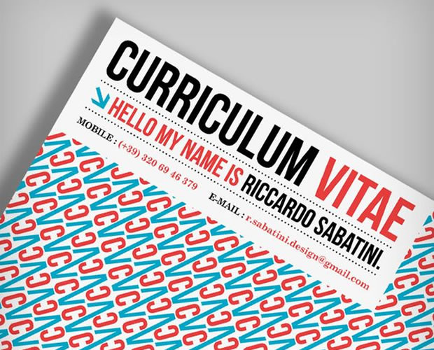 17 Awesome Examples Of Creative Cvs Resumes Guru