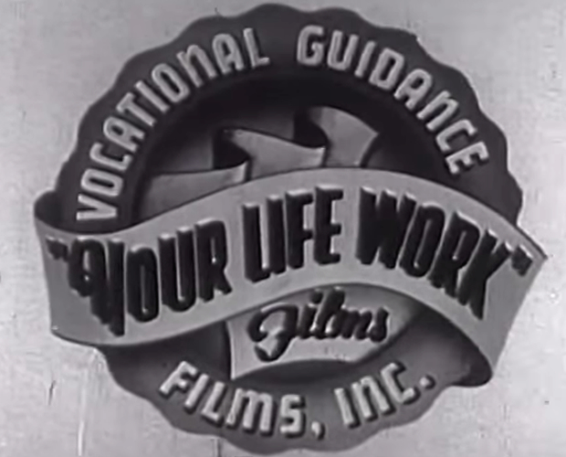 1947 Librarian Vocational Film