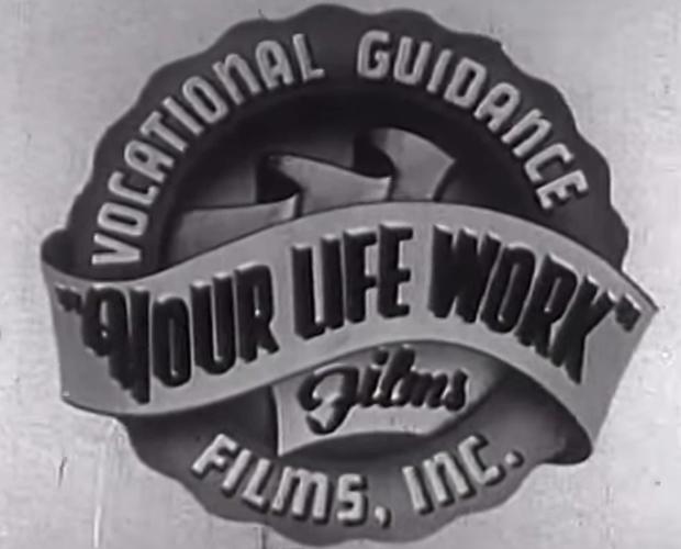 1947 Librarian Vocational Film