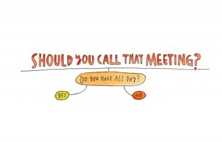 Should You Call that Meeting