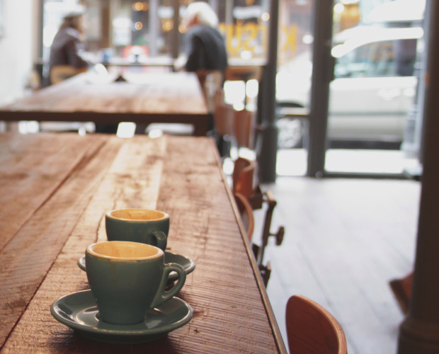 Pact - Hiring a Coffee Roaster
