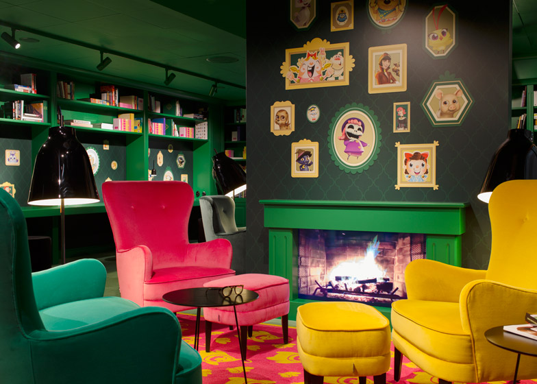Candy Crush Offices - Nook