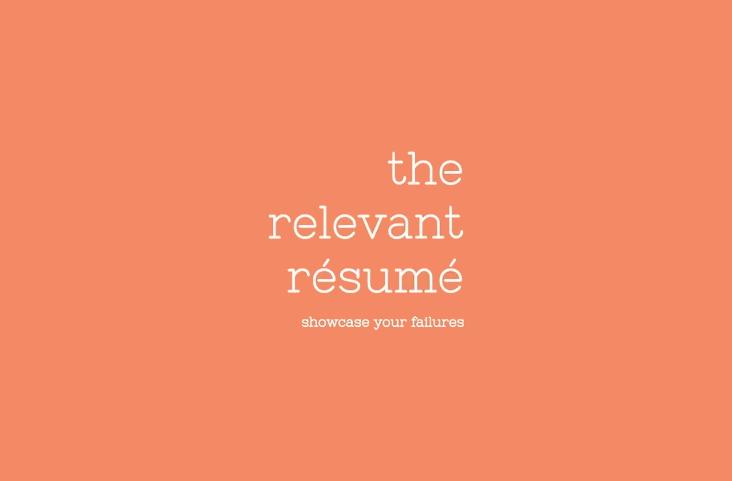 Relevant Resume