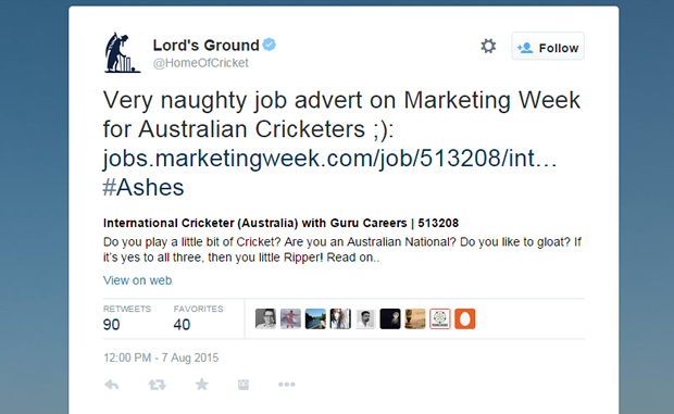 Recruitment PR Stunt Lords