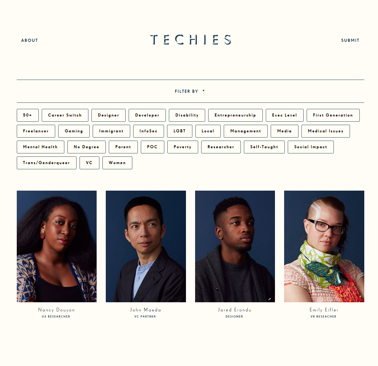 Diversity in the Tech Industry