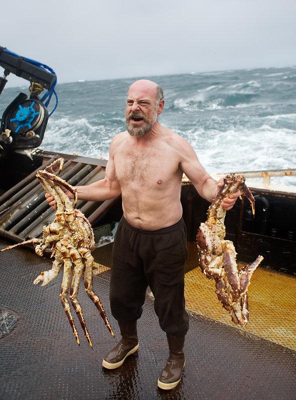 Brian Has Crabs