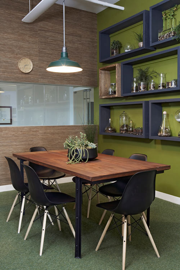 Foursquare New York Office - Herbivore Room