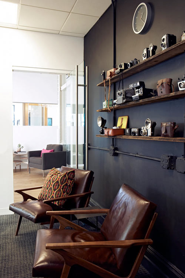 Foursquare New York Office - Photo Gallery