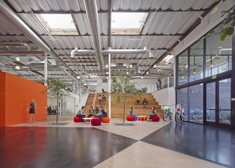 Fox Head Inc - Warehouse Office