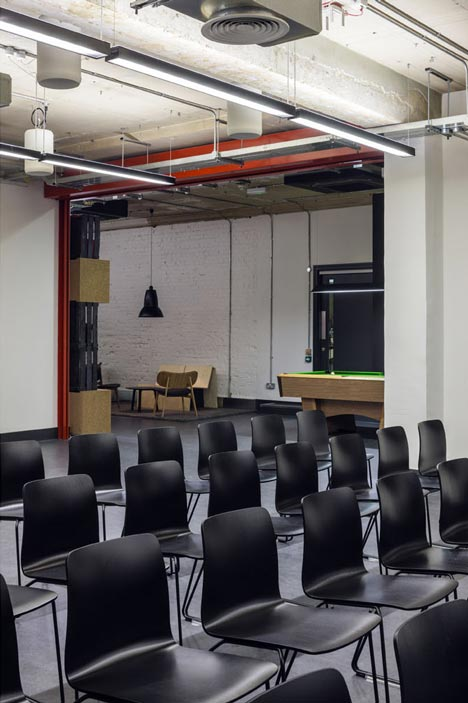 Google S Shoreditch Campus Is The Perfect Space For Tech