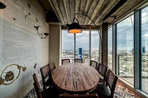 Google Tel Aviv Office Meeting Room