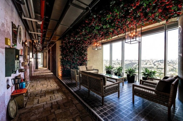 Google Tel Aviv Office More Views