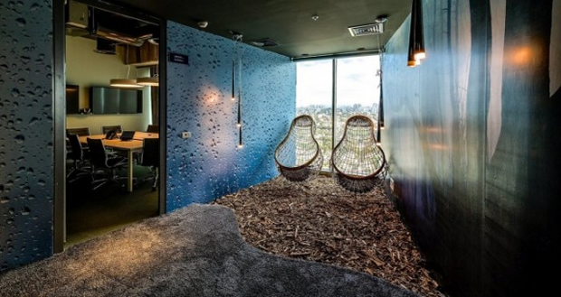 Google Tel Aviv Office Seats