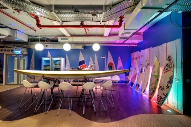 googles tel aviv office. Google\u0027s New Tel Aviv Office Is Kosher Googles D