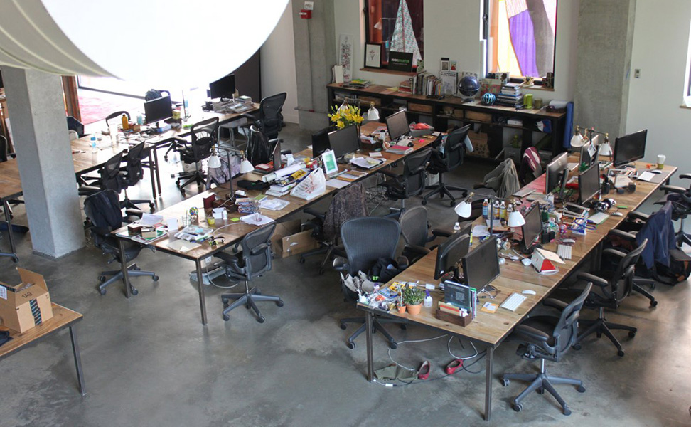 Kickstarter's New Brooklyn Office 8