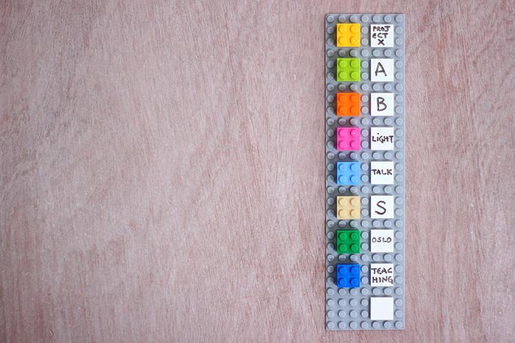 Lego Calendar 8