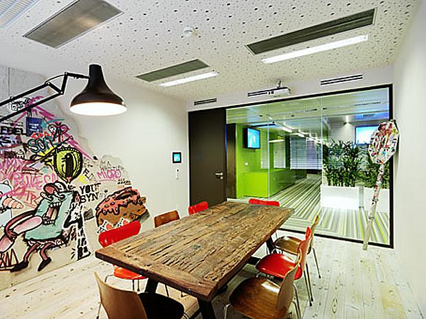 Microsoft's stunning new office in Vienna