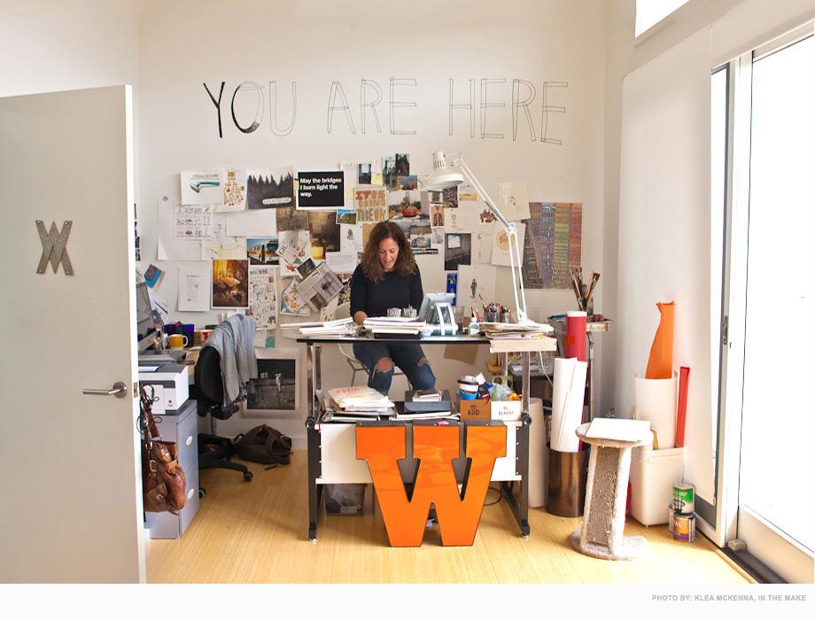 Wendy McNaughton At Work