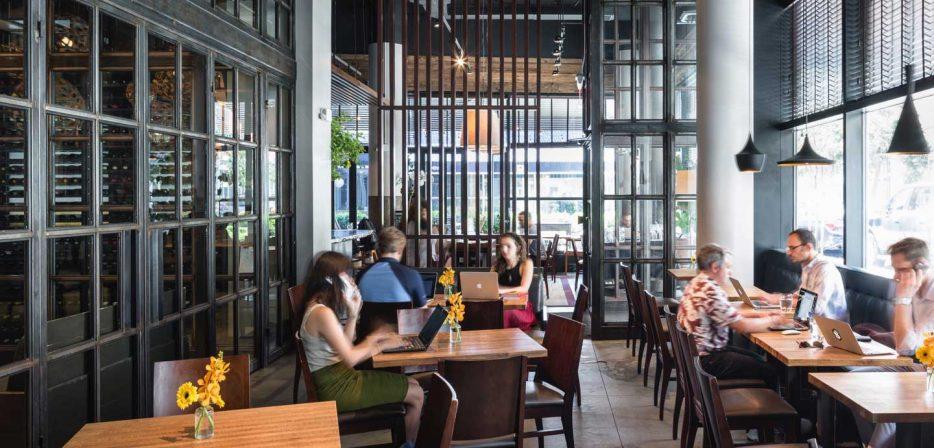 Restaurant Offices