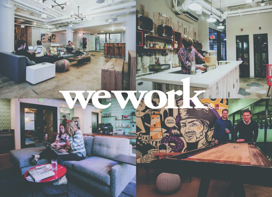 Wework Set To Become The Largest Office Tenant In London