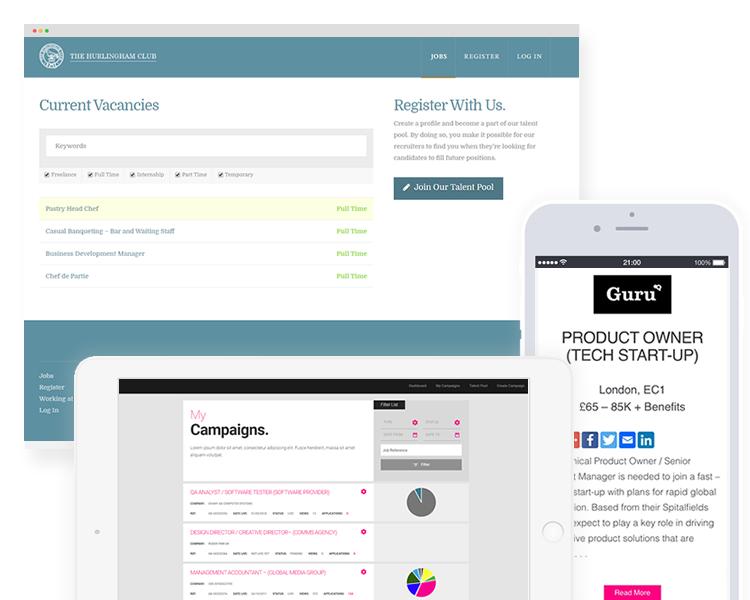 Digital Recruitment Services