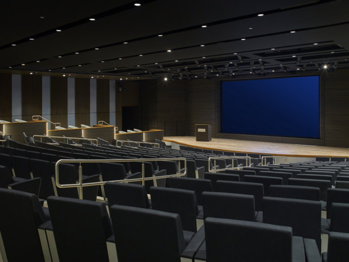 Netflix Auditorium