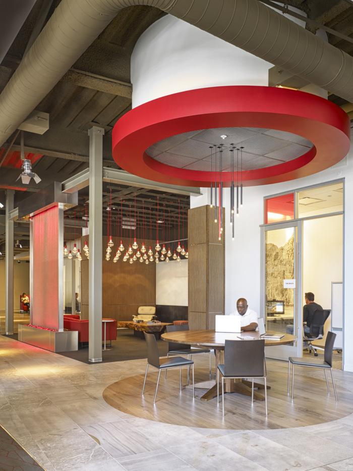 Netflix Los Gatos Office - Reception