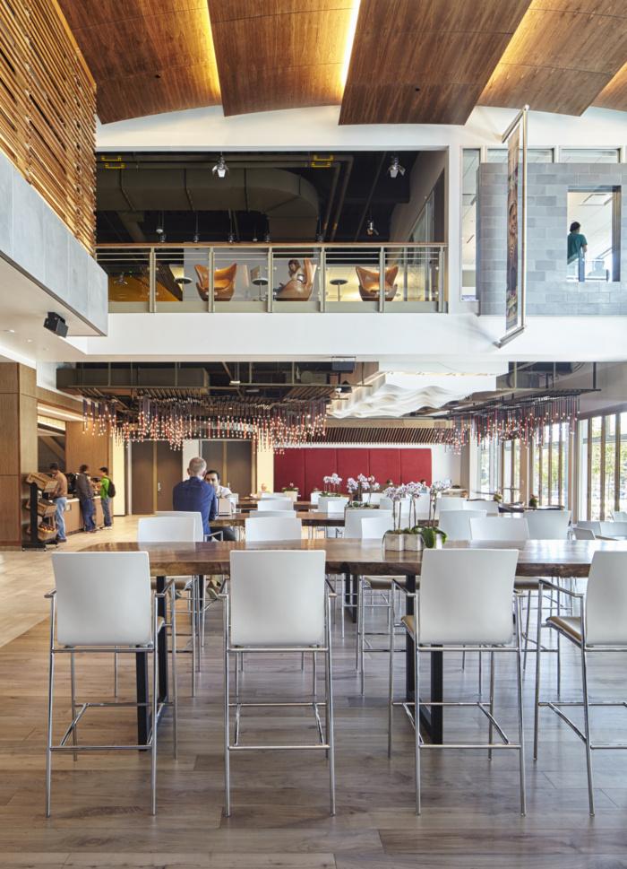 Netflix Open Plan Workplace