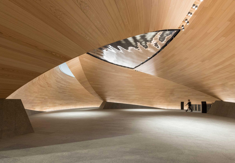 Bloomberg European HQ Workplace - Vortex