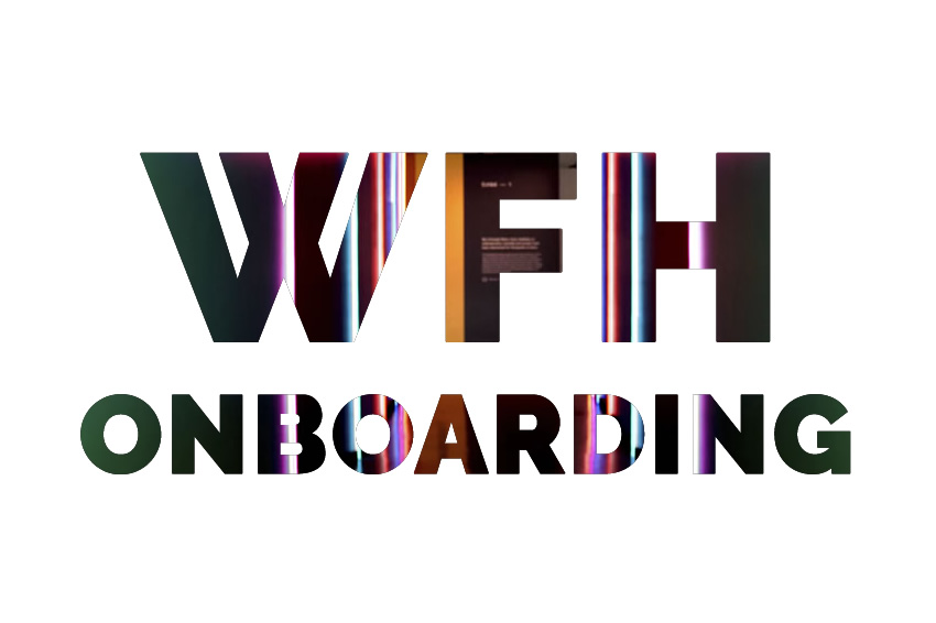 How to onboard WFH employees